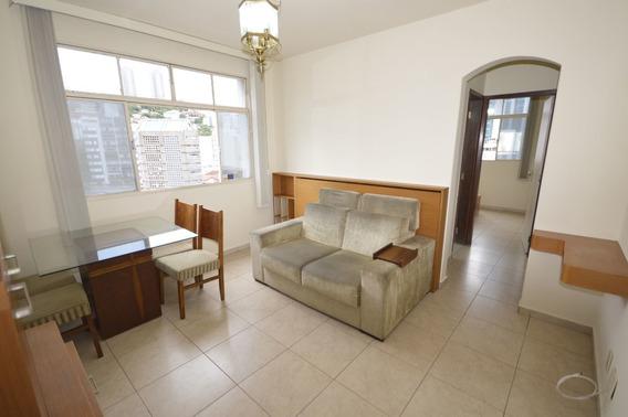 Apartamento 1 Quarto Para Venda No Funcionários - 11485