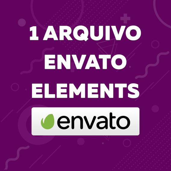 1 Arquivo Envato Elements