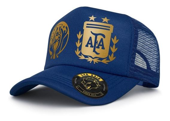 Gorra Trucker Copa America Argentina Afa Eva Rain