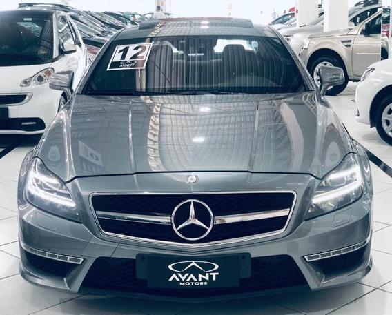 Mercedes Benz Classe Cls 63 Amg