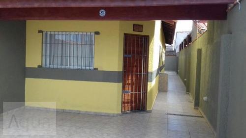 Casa Para Venda Em Itanhaém, Santa Júlia, 2 Dormitórios, 1 Suíte, 1 Banheiro, 2 Vagas - Ro421_2-651181