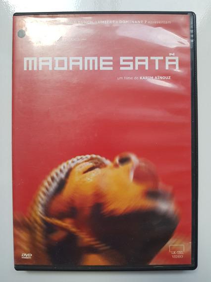 Dvd Original Madame Satã Um Filme De Karim Aynouz
