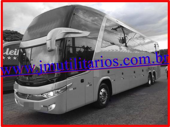 Paradiso Ld 1600 G7 Ano 09/11 Scania Turismo Jm Cod.1405