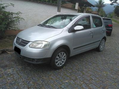Volkswagen Fox 2005 1.6 Plus Total Flex 5p