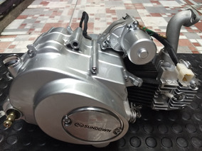 Motor Completo Da Hunter 100cc (novo)