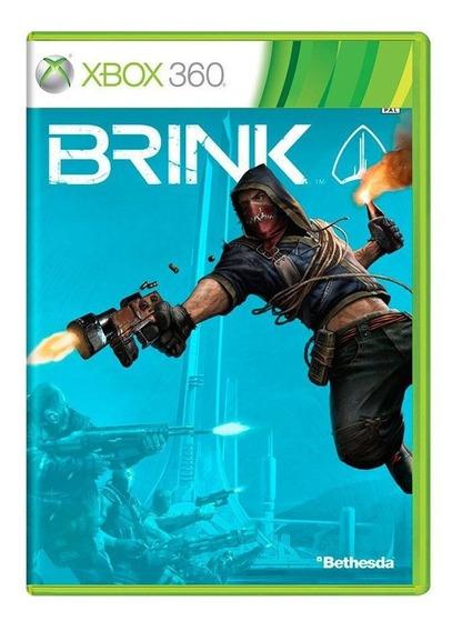 Brink Xbox 360 Mídia Física Pronta Entrega