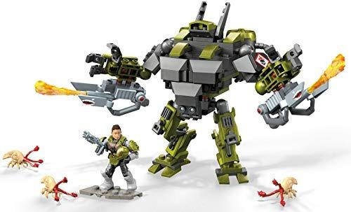 Mega Construx Halo Construcción - Coleccionista - Ataque De