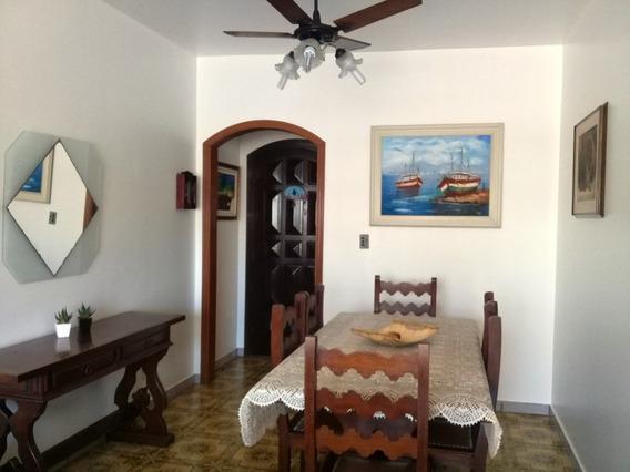 Apartamento 03-dormitórios À 150 Metros Da Praia Enseada-gjá