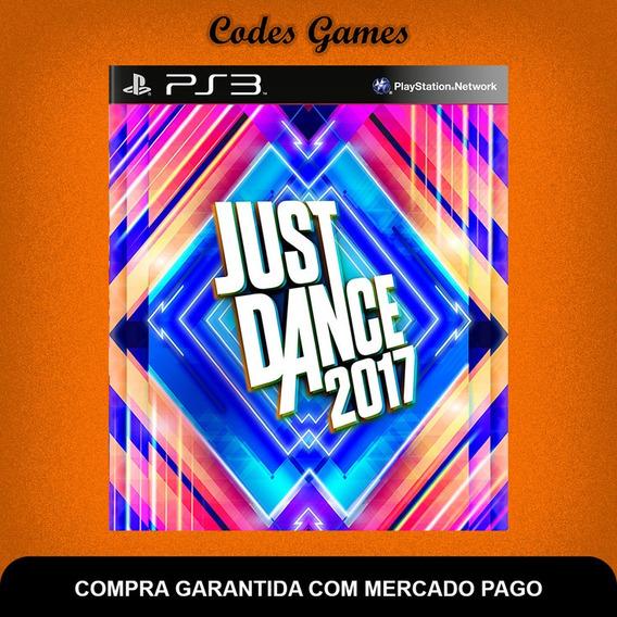 Just Dance 2017 - Ps3 - Dance Hoje - Pronta Entrega