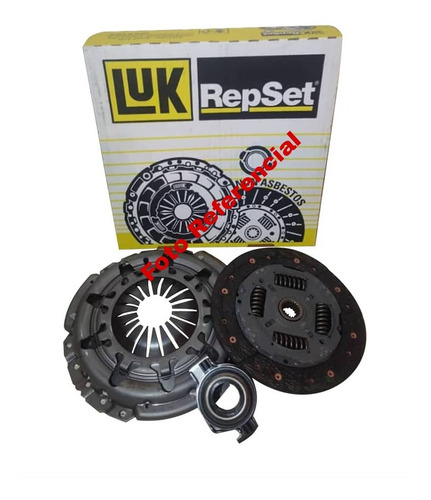 Kit Clutch Croche Embrague Ford F350, F150/350 6 Cilindros