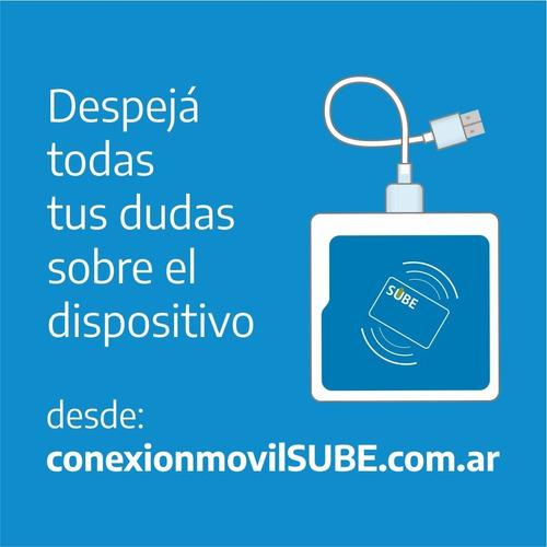 Dispositivo De Conexión Móvil Sube