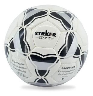 Pelota De Futbol N 5 Striker Dinasty Cuero Rota Deportes