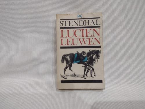 Lucien Leuwen Stendhal Alianza