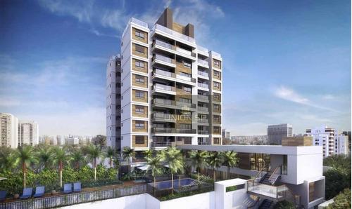 Apartamento Duplex Com 3 Dormitórios À Venda, 181 M² Por R$ 1.919.990,00 - Alto De Pinheiros - São Paulo/sp - Ad0104