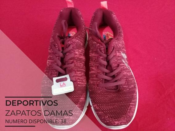 Zapatos Deportivos Para Damas La Gear Numero 38