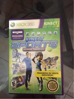 Juego Xbox 360 Kinectis