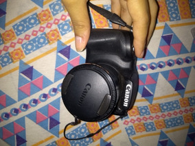 Câmera Semi-profissional Canon