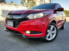 Honda Hr-v 2016 Epic Q/c Pantalla At Cvt Posible Cambio
