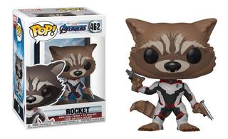 Funko Pop Rocket #462 Avengers Endgame Regalosleon