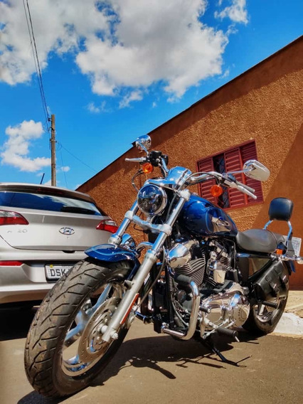 Harley Davidson Sporster 1200