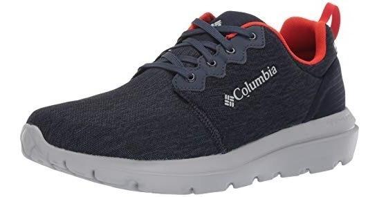 Columbia Zapatillas Para Hombre Con Espalda
