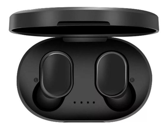 Kit C/ 2 Fones De Ouvidos Airdots Bluetooth 5.0 A6s Ant Água
