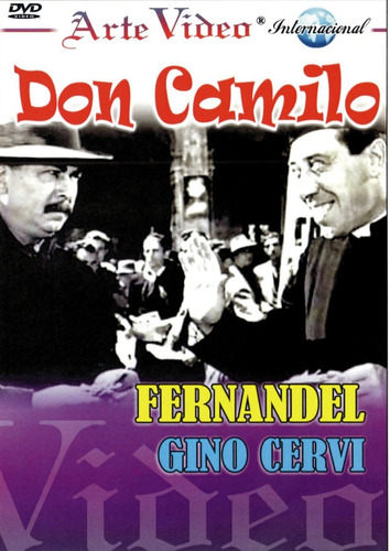 Don Camilo - Fernandel, Gino Cervi