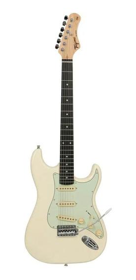 Guitarra Tagima Tg-500 Owh Olympic White