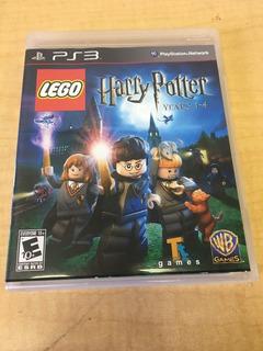Lego Harry Potter -juego -ps3