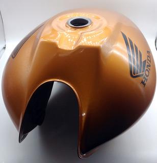 Tanque De Combustível Amarelo Metálico Cg 150 2011 Original