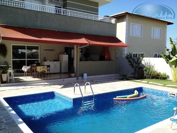 Casa Com 3 Dormitórios À Venda, 233 M² Por R$ 1.060.000 - Condomínio Bosque Dos Cambarás - Valinhos/sp - Ca0568