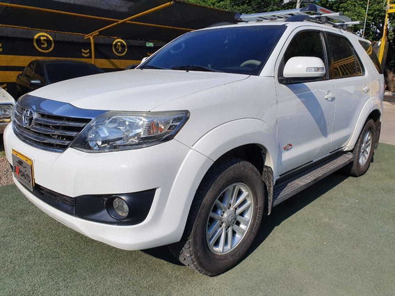 Toyota Fortuner At 4x2 2013