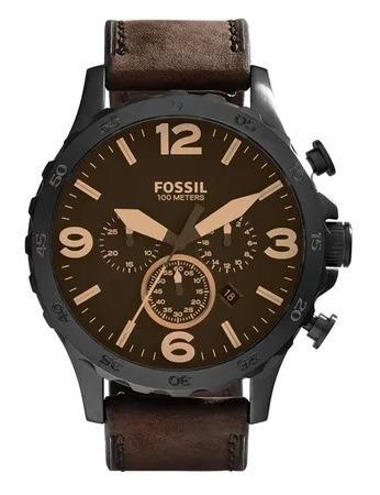 Relógio Fossil Cronógrafo Analógico Masculino Jr1487/0mn Nf