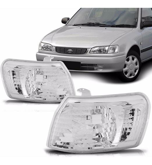 Pisca Lanterna Dianteira Corolla 98 99 2000 2001 2002 Seta