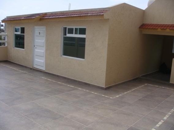 Dpto 1 Recamara Con Terraza / Puede Usarse Como Oficina