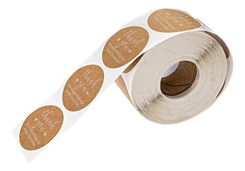 Imagen 1 de 5 de Papel Artesanal Embalaje Sellos Sellos Pegatinas