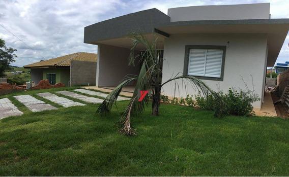 Casa Residencial À Venda, Atibaia Park I, Atibaia. - Ca1652