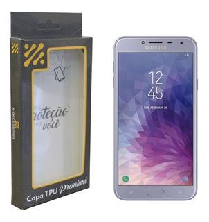 Capa Para Smartphone J4 Samsung