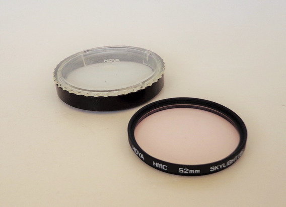 Filtro Hoya Hmc 52 Mm Skylight (1b)