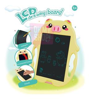 Pizarra Magica Tableta Lcd Escritura Digital Infantil Dibujo