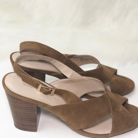 Zapatos Sandalias Nine West Tiras 37