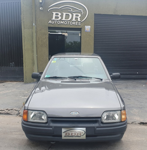 Impecable Ford Escort Gl A.a Año 1991 Con Solo 70000 Km !!