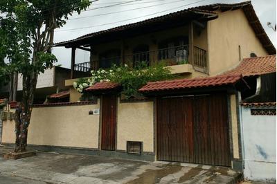 Casa Em Trindade, São Gonçalo/rj De 281m² 3 Quartos À Venda Por R$ 650.000,00 - Ca215290