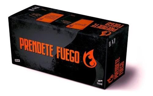 Imagen 1 de 5 de Juego De Previa Prendete Fuego - Buro Art. 0024 E.full