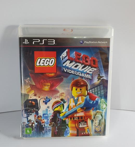 Lego The Lego Movie Videogame Ps3 Original