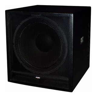Bafle Apogee Sublow A18 Rms350w 18pulg 97db Crossover Int