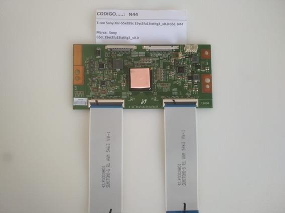T-con Sony Xbr-55x855c 15ys2fu13tstltg2_v0.0 Cód. N44