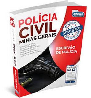 Policia Civil De Minas Gerais - Pc Mg