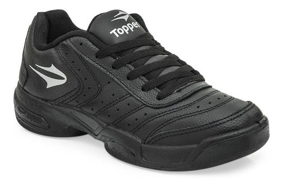 Zapatillas Topper Game Over Iii Cuero Tennis -envio Gratis