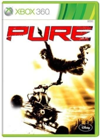 Pure Xbox 360 Original - Jogo Corrida Quadriciclo
